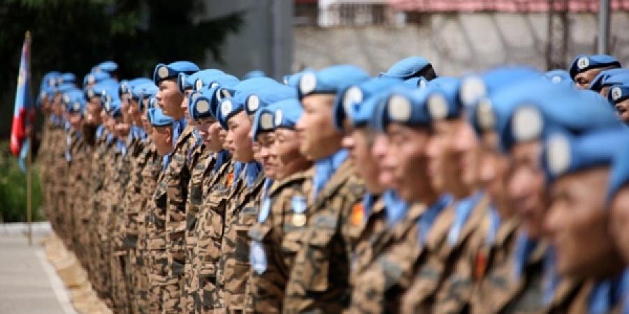 Энхийг сахиулах ажиллагаанд монголын 10 мянга гаруй цэргийн албан хаагч оролцжээ
