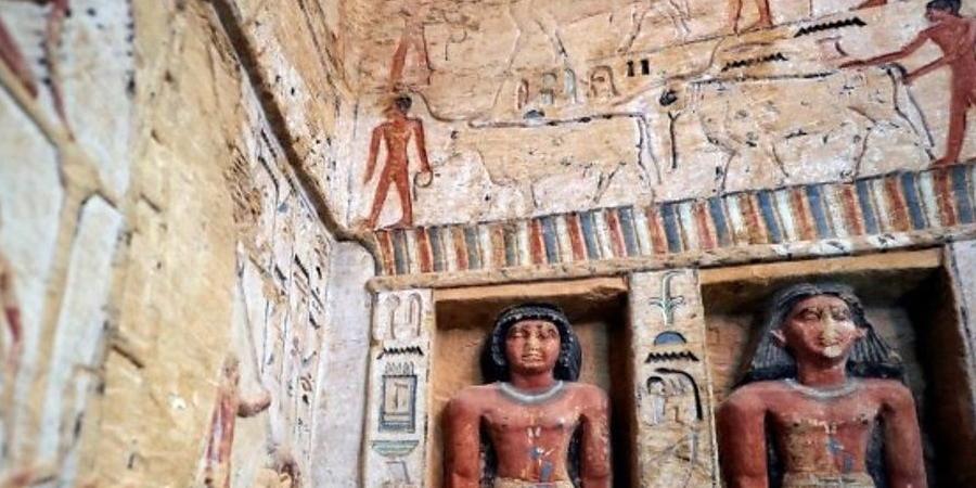 Археологичид 4300 жилийн настай булш олжээ