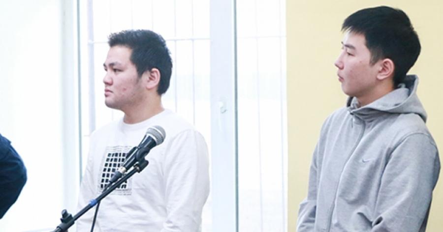 Д.Жавхлан, М.Амарболд хоёр дээд шүүхэд ханджээ