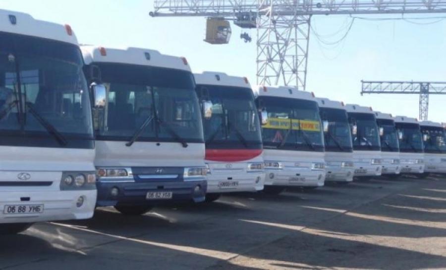 Хот хоорондын чиглэлд тээвэрлэлт гүйцэтгэх автобуснууд 11 цагаас хөдөлнө