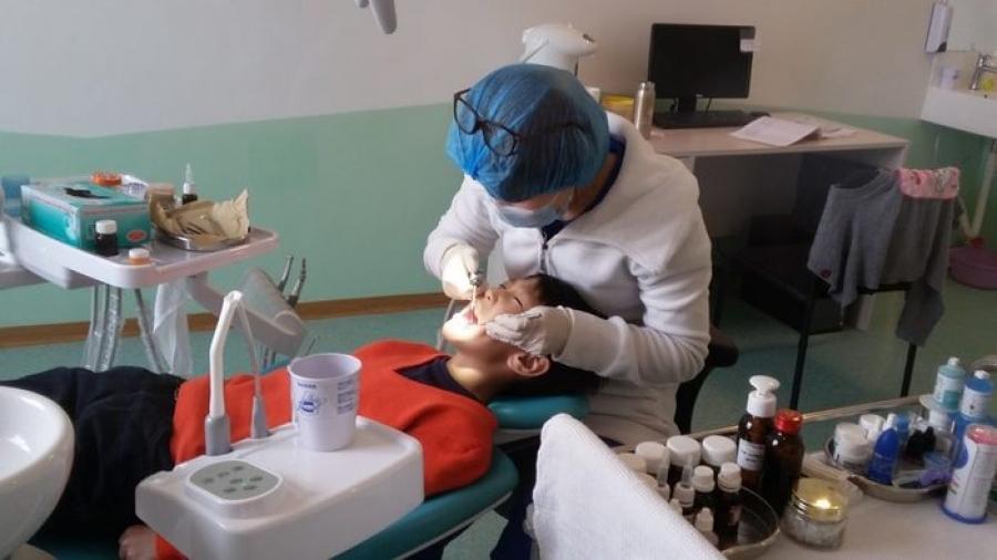 Өнөөдрийн байдлаар 5486 хүүхэд эрүүл шүдтэй боллоо