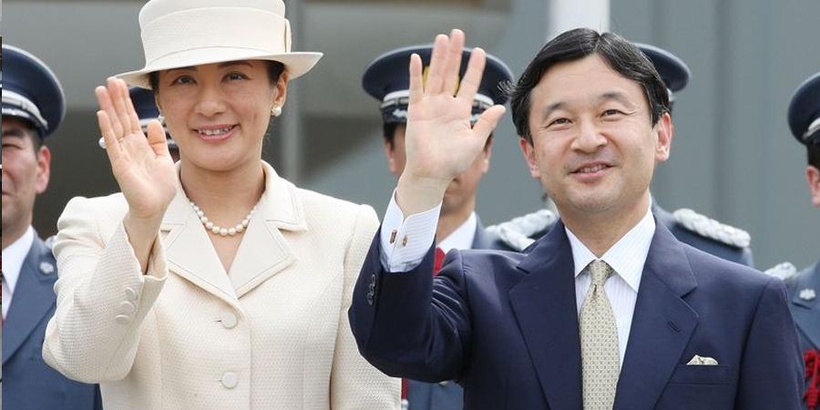 Японы шинэ эзэн хаан Нарухито