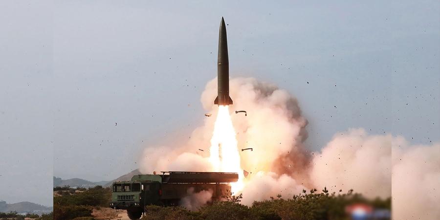 Хойд Солонгосын пуужингийн туршилтыг ОХУ-тай холбов