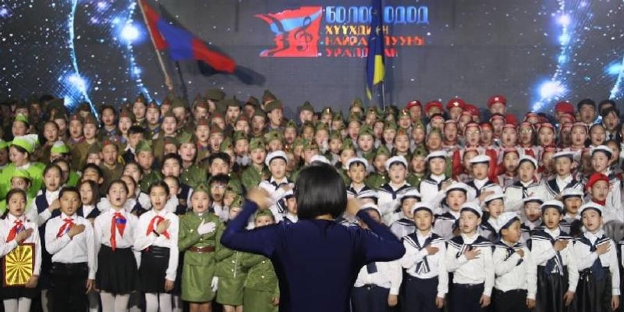 """""""Болор одод"""" уралдааны ялагчид Улаан талбайд болох хүндэтгэлийн концертод оролцоно"""