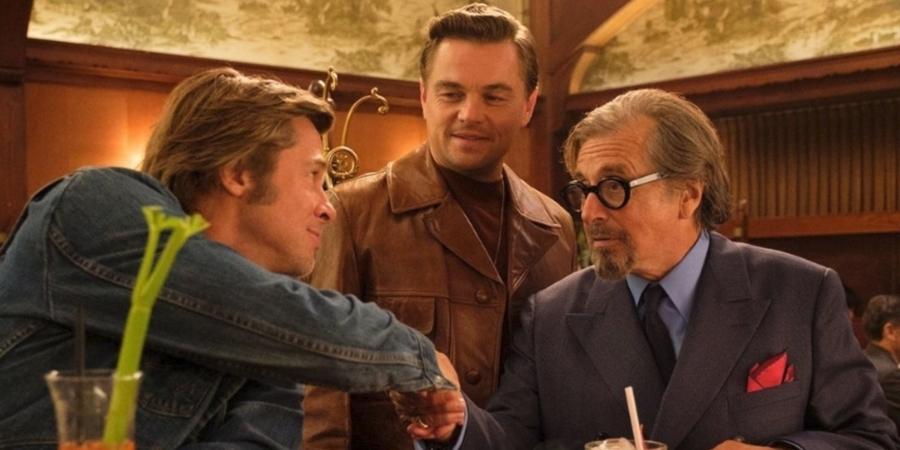 Леонардо де Каприо Тарантиногийн кинонд тоглоно