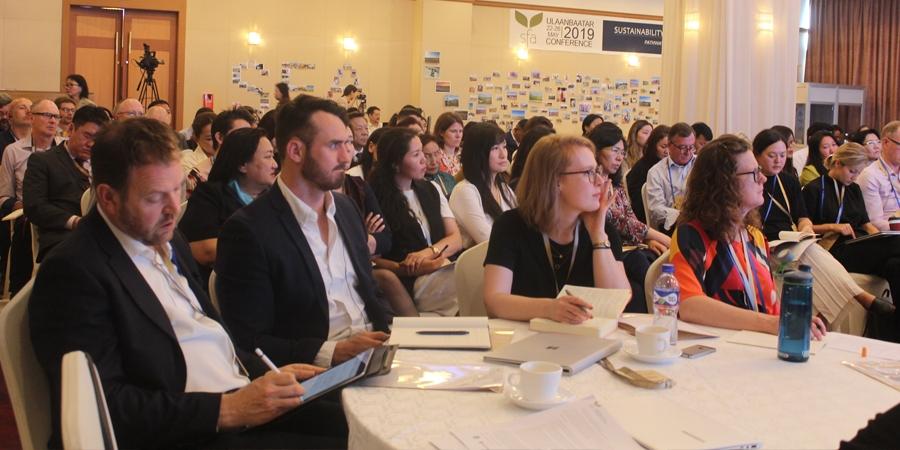 Дэлхийн брэнд компаниудыг нэг дор цуглуулсан ноолуурын форум зохион байгууллаа
