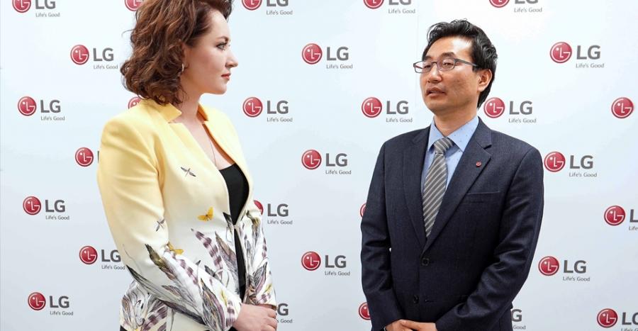 LG-ийн ухаалаг инновацууд