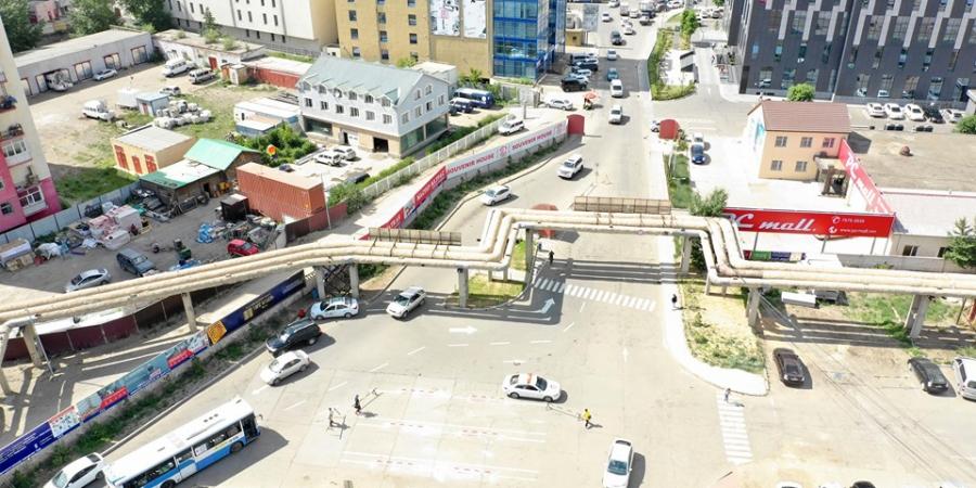 """""""БММЗ"""" нэрийн автобусны эцсийн зогсоолыг Мишээл экспо руу шилжүүлэх төлөвлөлт"""
