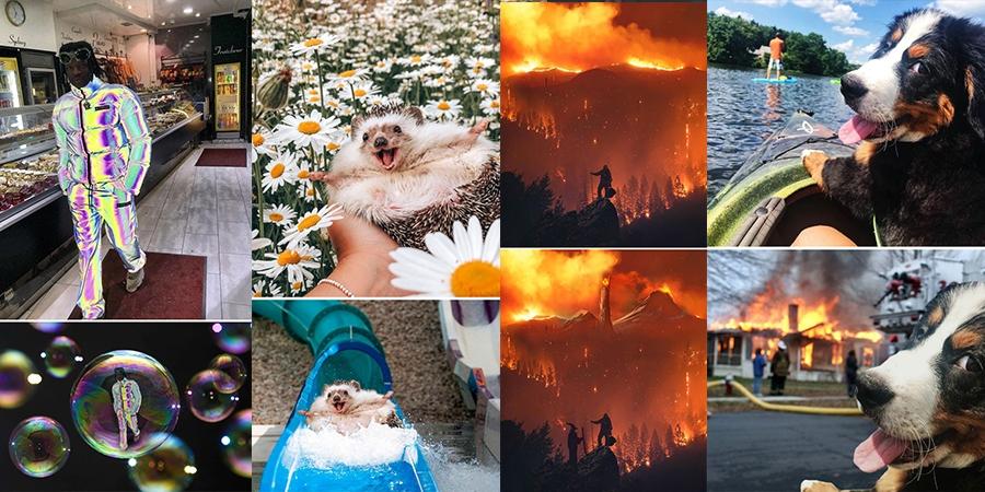 Фотошопчдын сүүлийн үеийн бүтээлүүдээс...