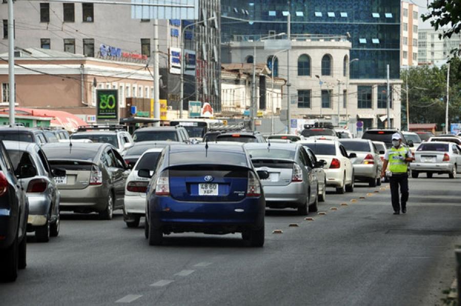 Өнөөдөр сондгой тоогоор төгссөн автомашин замын хөдөлгөөнд оролцоно