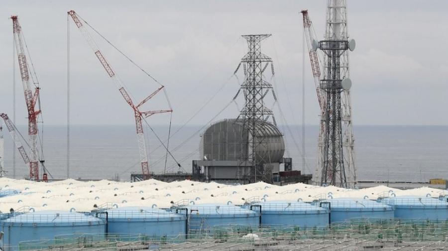 Цацраг идэвхит усны хаягдал Номхон далайд цутгаж магадгүй