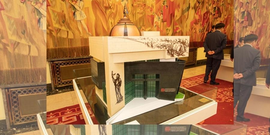 Чингис хааны музейн зураг төслийг танилцууллаа