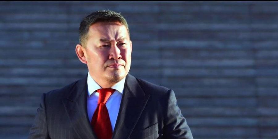 Ерөнхийлөгч ард нийтийн санал асуулга явуулах тогтоолд хориг тавилаа