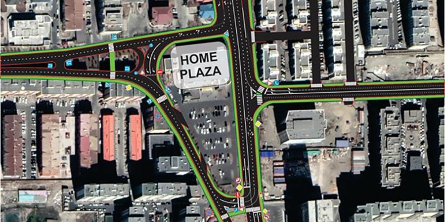 ''Home plaza'' орчмын хөдөлгөөний өөрчлөлт