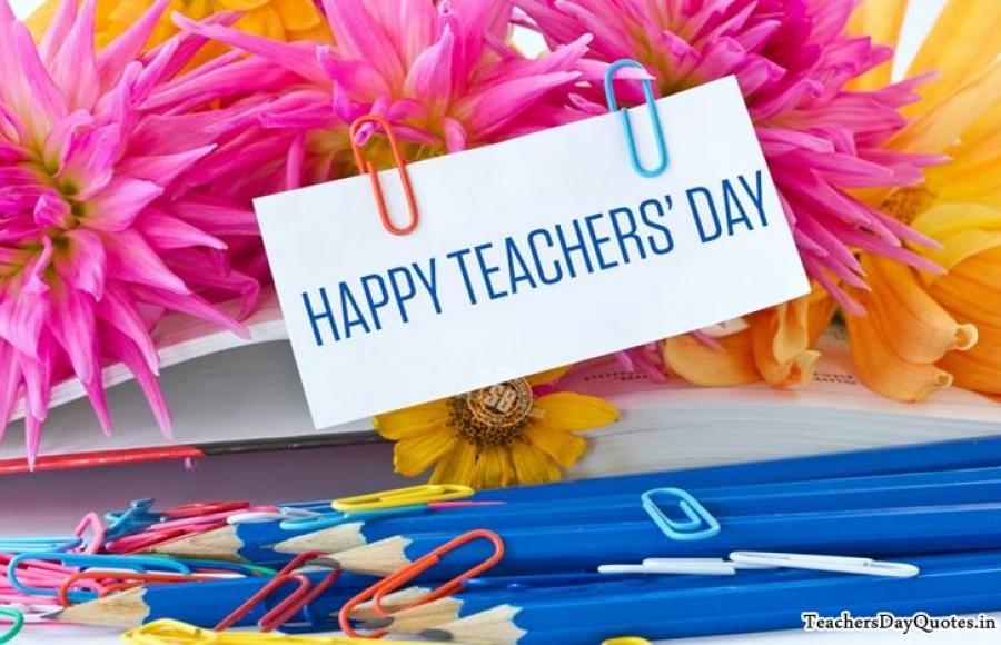 Өнөөдөр багш нарын баярын өдөр тохиож байна