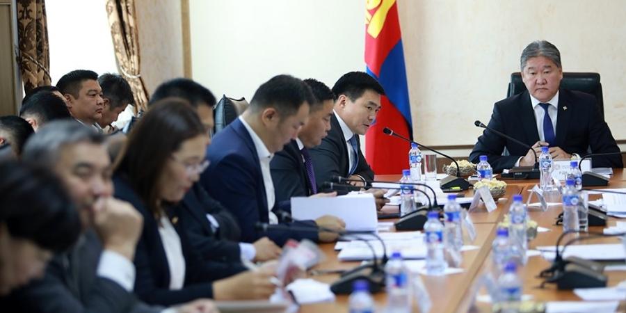 Улаанбаатар хотын эдийн засаг, нийгмийг 2020 онд хөгжүүлэх үндсэн чиглэлийг НИТХ-аар хэлэлцэхийг дэмжив