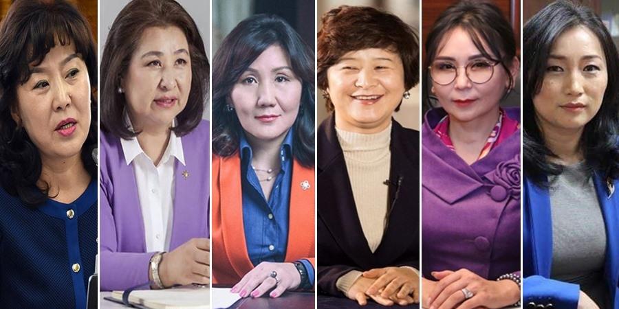 НАМЭХ-ны тэргүүнд нэрээ дэвшүүлсэн улстөрч бүсгүйчүүдийн хэн нь хэн бэ
