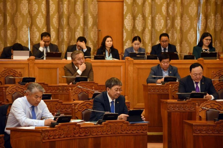 Ч.Хүрэлбаатар:Засгийн газрын тусгай сан 29 байсныг 21 болгоно
