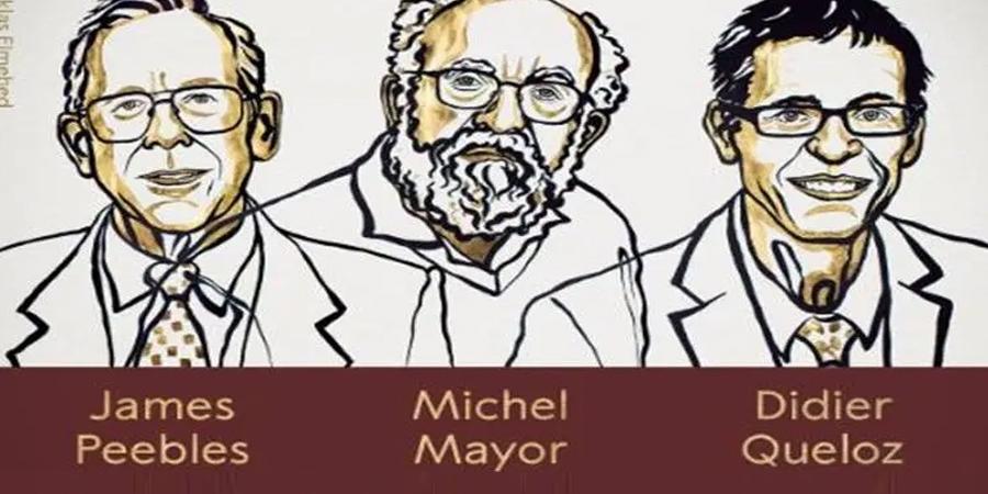 2019 оны физикийн салбарын нобелийн шагналын эзэд
