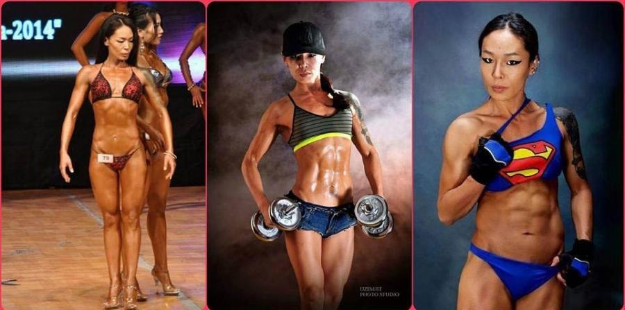 Г.Угалзцэцэг: Булчинлаг эмэгтэй илүү үзэсгэлэнтэй, эрүүл харагддаг