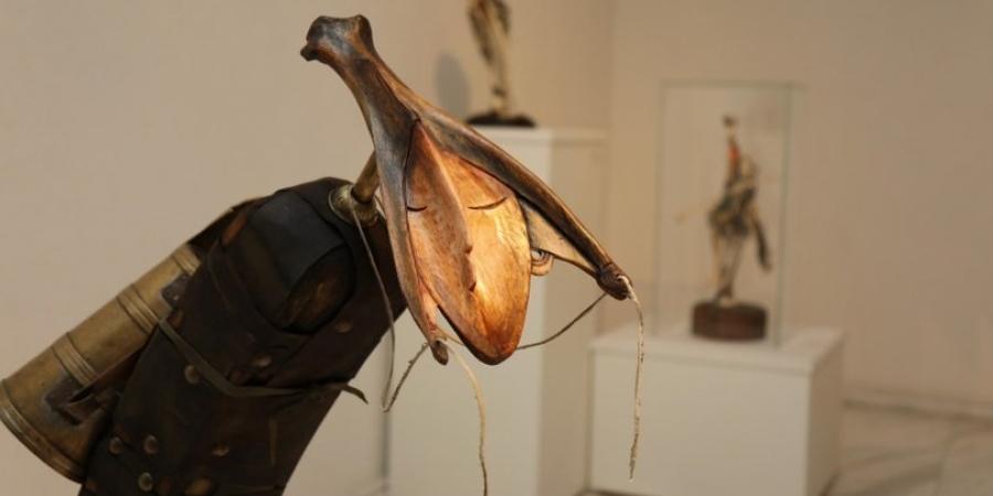 ХААН галерейд ''Далны симфони'' уран бүтээлийн үзэсгэлэн нээгдлээ