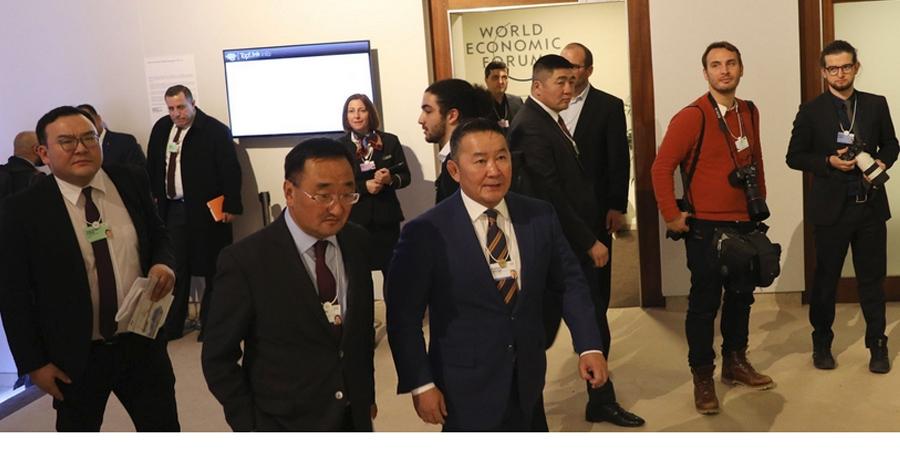 """Х.Баттулга: Монгол Улс """"Байгалийн төлөө өндөр эрмэлзэл бүхий эвсэл""""-д нэгдэн ороход бэлэн байна"""