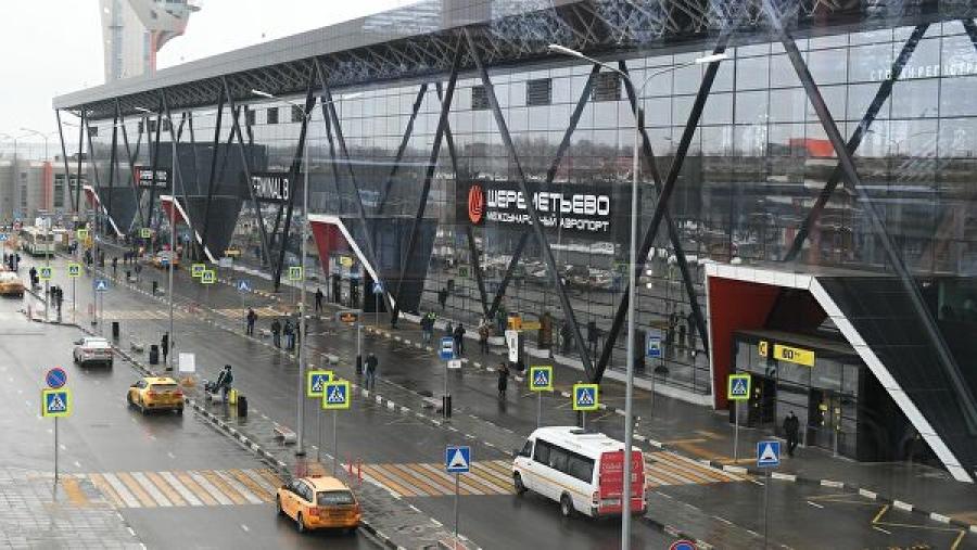 Шереметьево Олон улсын нисэх буудлын F терминалд хорио цээрийн дэглэм тогтоожээ