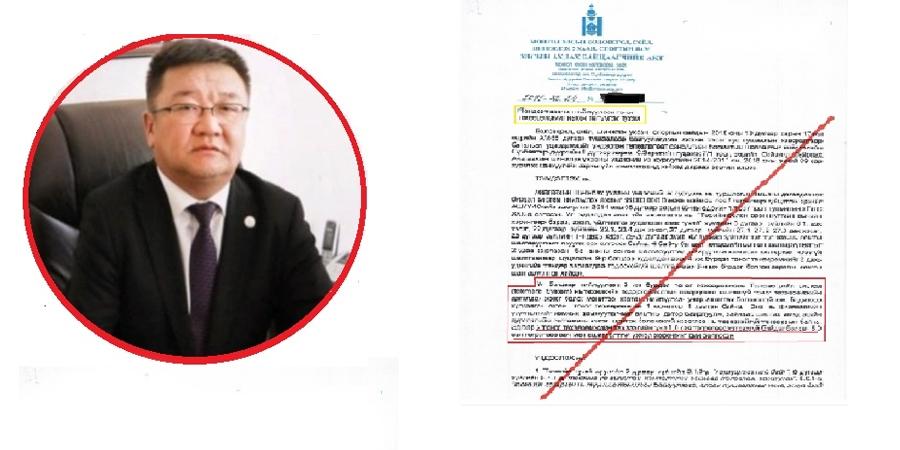 Анагаахын сургуулийн захирал асан Г.Батбаатар хуулийг мартан даварсаар л явна уу