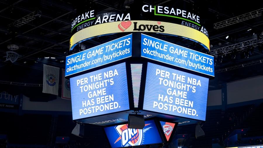 NBA улирлын тоглолтуудаа хойшлууллаа