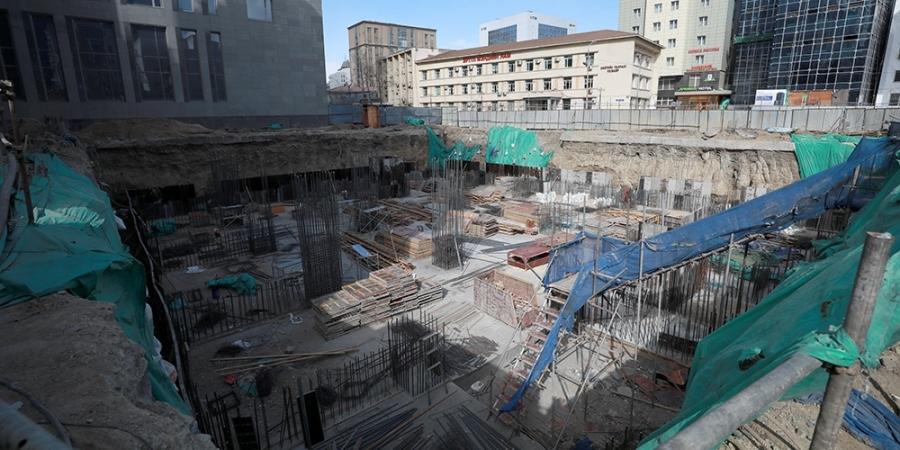 Хэлмэгдэгсдийн музейн суурин дээр зөвшөөрөлгүй барилгын ажил эхлүүлсэн компанийн үйл ажиллагааг зогсоолоо