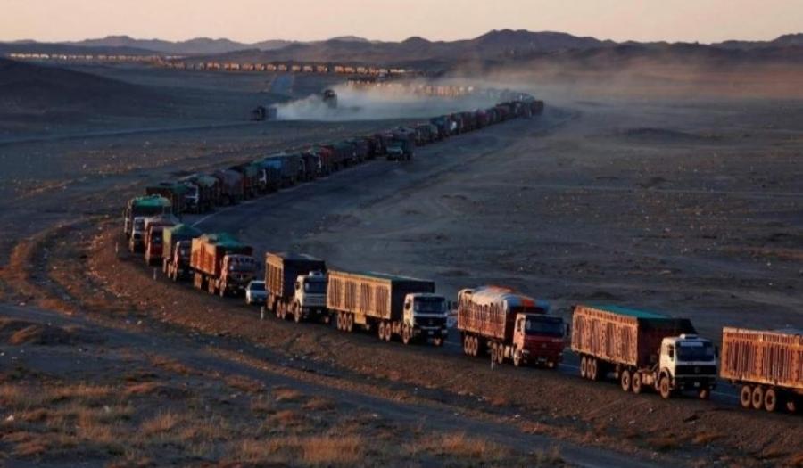 Шивээхүрэнгийн боомтоор нүүрсний экспорт эхэллээ