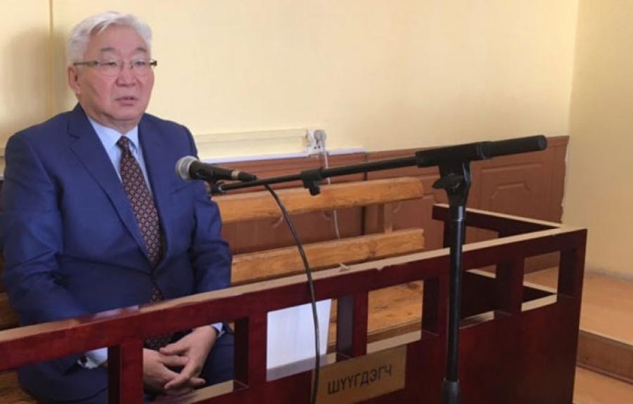 Э.Бат-Үүл нарт холбогдох шүүх хуралдаан эхэллээ