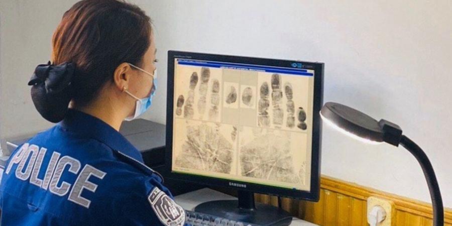У.Болдбаатар: Дүүргийн криминалистикийн шинжилгээний тасгийн шинжээчид ачаалал ихтэй ажилладаг