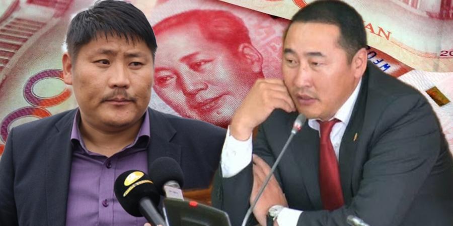 Хятадуудаас хахууль авсан гэх Ж.Мөнхбат гишүүний найз Х.Оргил-Эрдэнийн хэрэг юу болов