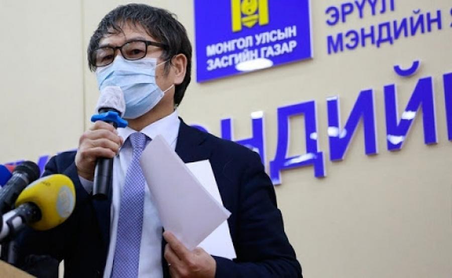 Д.Нямхүү: Гурван хүн эдгэрч, шинээр 18 хүнээс коронавирус илэрлээ