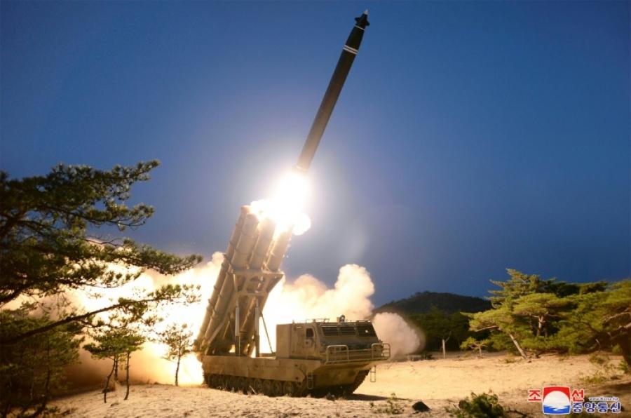 Хойд солонгос пуужинд цөмийн төхөөрөмж суурилуулсан байж болзошгүй