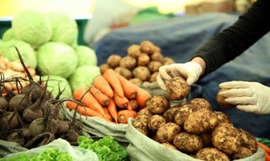 Шинэ ургацын хүнсний ногоог 45 байршилд худалдаална