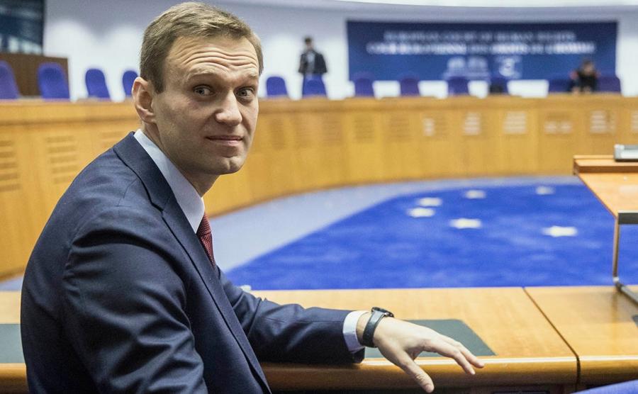 Алексей Навальный ням гаригт эх орондоо очно