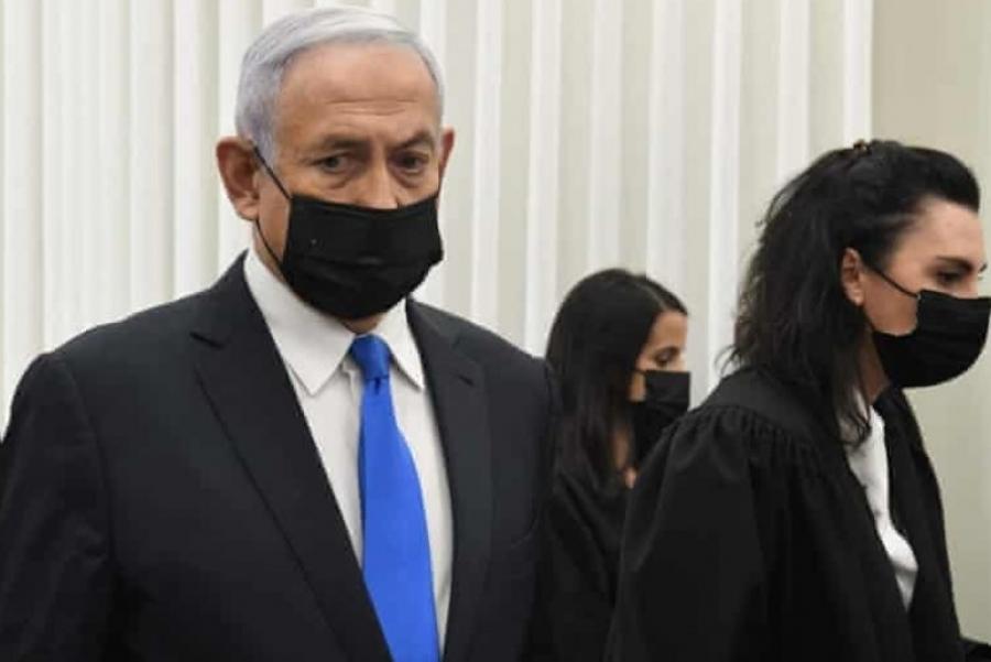 Израиль улсад сонгууль болохын өмнөхөн Нетаньяхугийн шүүх хурал товлогдлоо