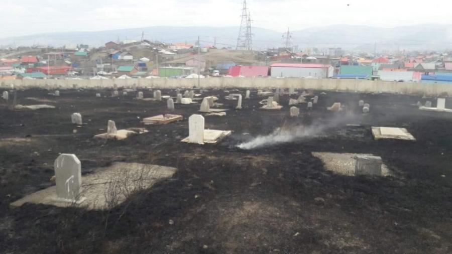 НОБГ: Шар өвсний гал түймрийн дуудлага нэмэгдэж байна