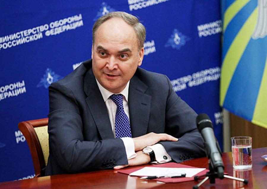 А.Антонов ОХУ-ыг дарамтлахын тулд Украиныг ашиглаж байна гэв