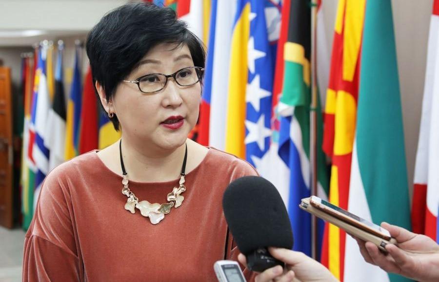Э.Сарантогос: Монгол, Япон олон улс, бүс нутгийн тавцанд нэгнээ дэмжихээ онцолсон
