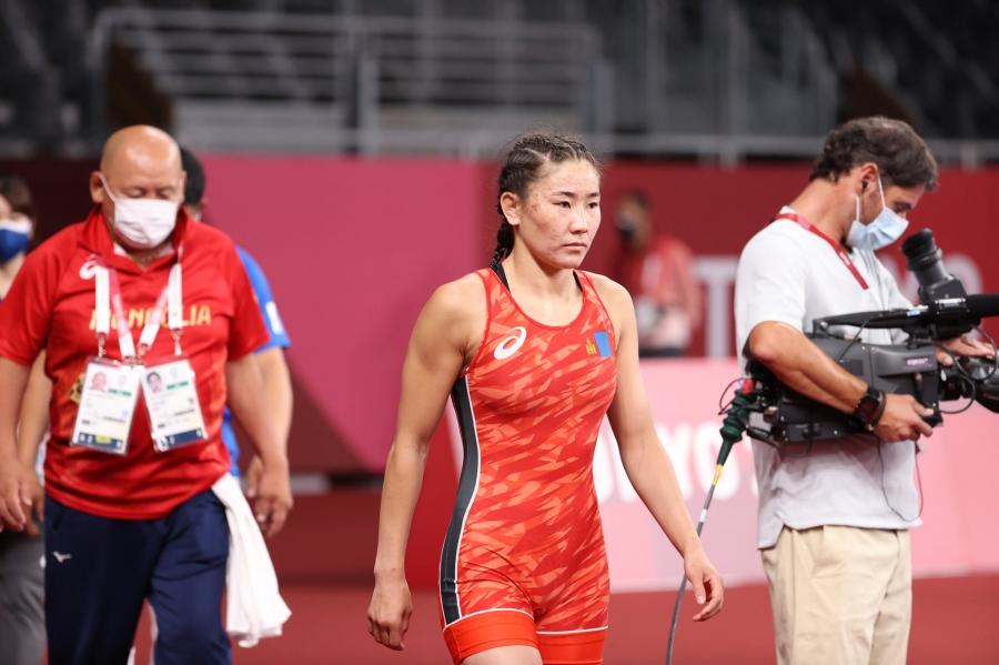 Токио 2020: Б.Болортуяа хагас шигшээд шалгарч, медалийн төлөө барилдахаар боллоо