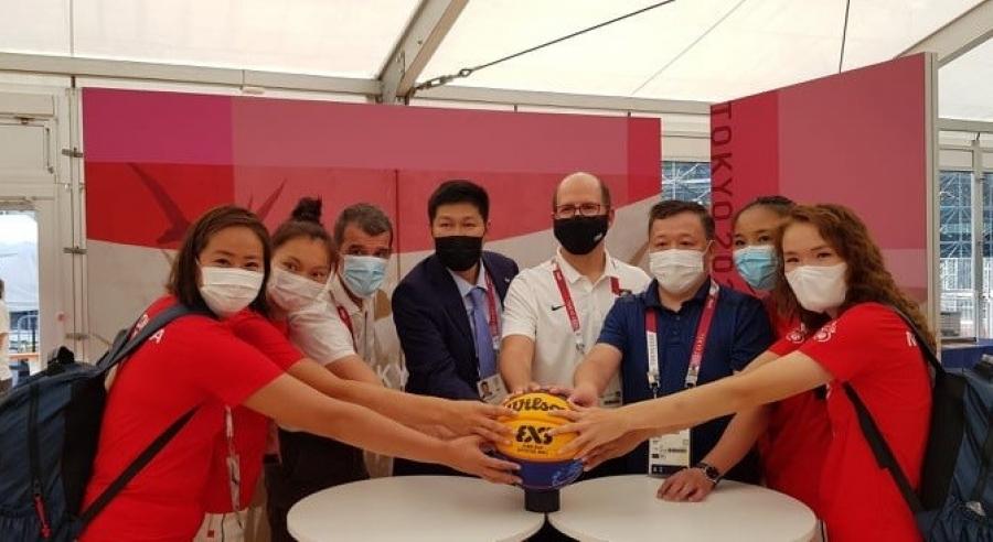 3Х3 сагсан бөмбөгийн U23 дэлхийн аваргын тэмцээн Улаанбаатар хотноо болно