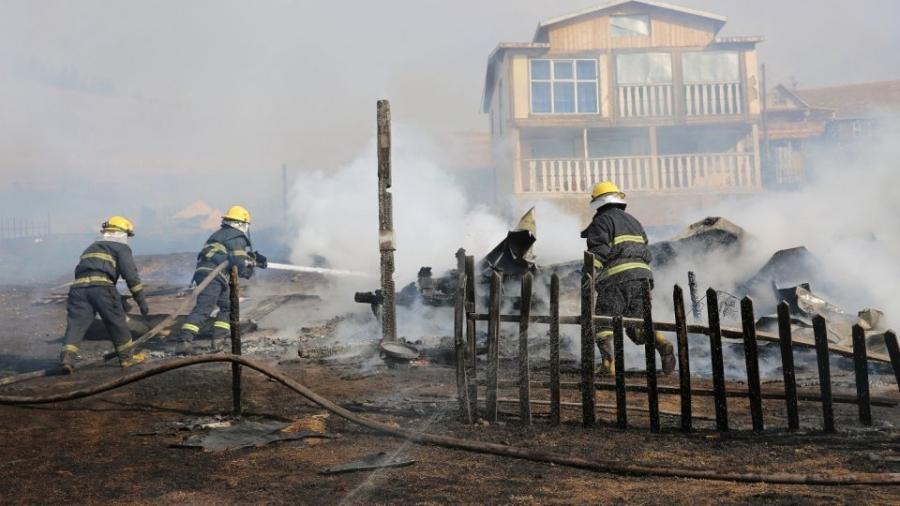 НОБГ: Гал түймэрт өртөж 17 том хүн, зургаан хүүхэд нас барсан байна