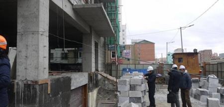 Зөрчилтэй барилгын ажлыг зогсоов