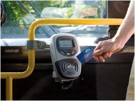 Нийтийн тээврээр зорчихдоо цахим карт уншуулдаг болно