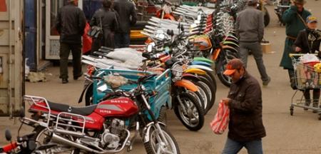 Хятад мотоцикль хэчнээн хүний аминд хүрэх бол?