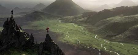 Өвөрмөц Исланд орноор