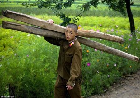 Нууцлагдмал Хойд Солонгос